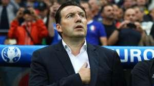 Marc Wilmots Belgium Italy Euro 2016