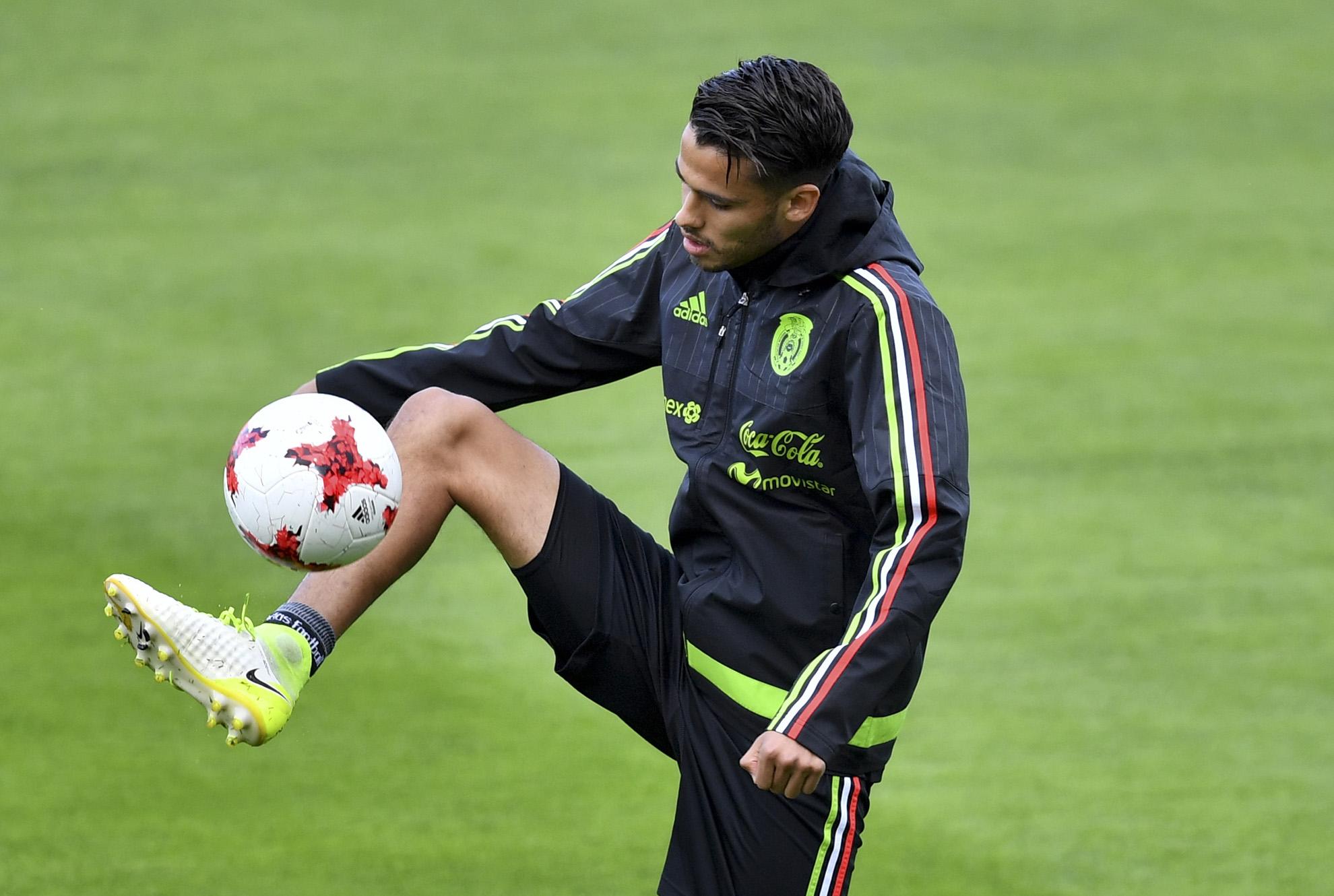 Última oportunidad para Diego Reyes, si no puede será baja