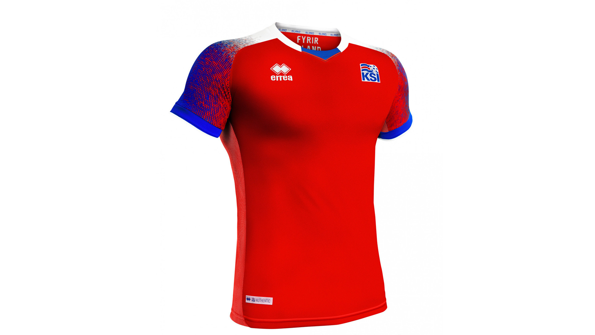 Islandia Camiseta Alternativa 2018 Iceland Away Kit
