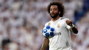 Marcelo Real Madrid Roma UCL 19092018