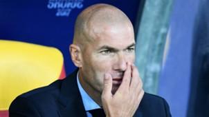 Zinedine Zidane Real Madrid Manchester United UEFA Supercup