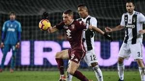 Torino Juventus Belotti Alex Sandro