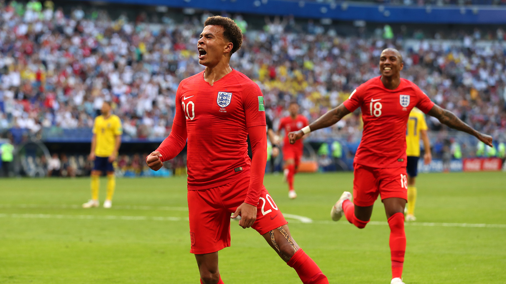 England Reach World Cup Semi-finals: Decades Of Failure