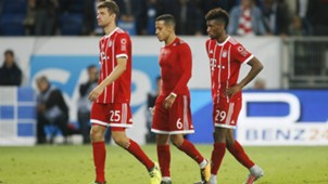 ONLY GERMANY Thomas Müller Thiago Kingsley Coman 09092017