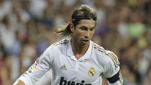 Sergio Ramos Real Madrid 2011