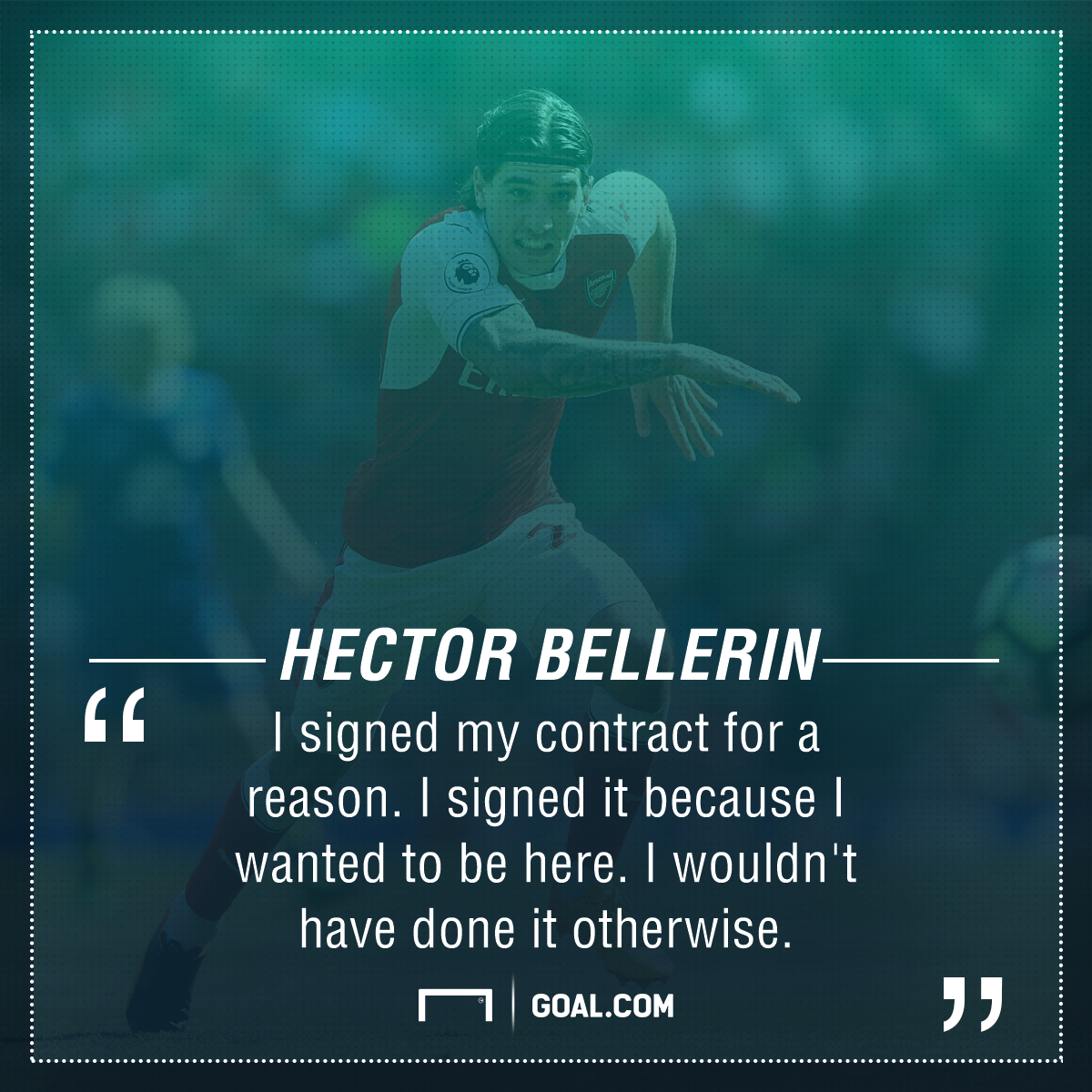 Hector Bellerin Arsenal future