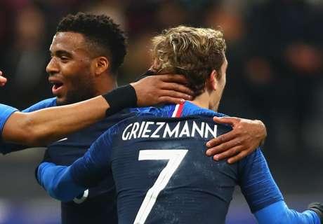 Atletico Madrid: Griezmann bis 2023, Lemar kommt