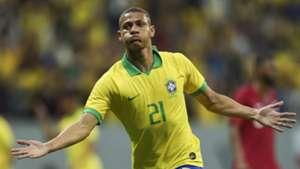 Richarlison Brazil Qatar Friendly 05062019