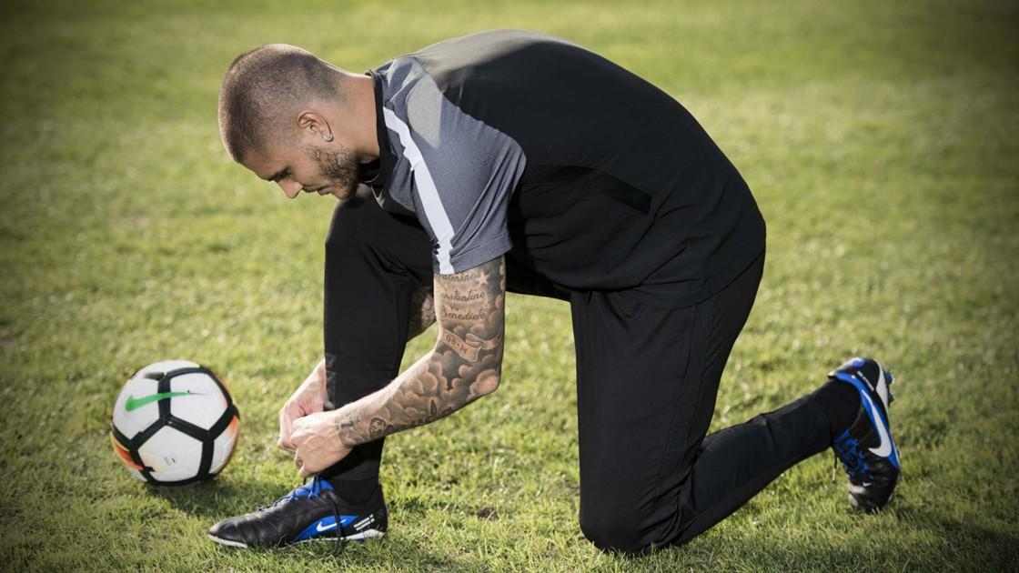 Nuevos botines Nike Hypervenom GX de Mauro Icardi