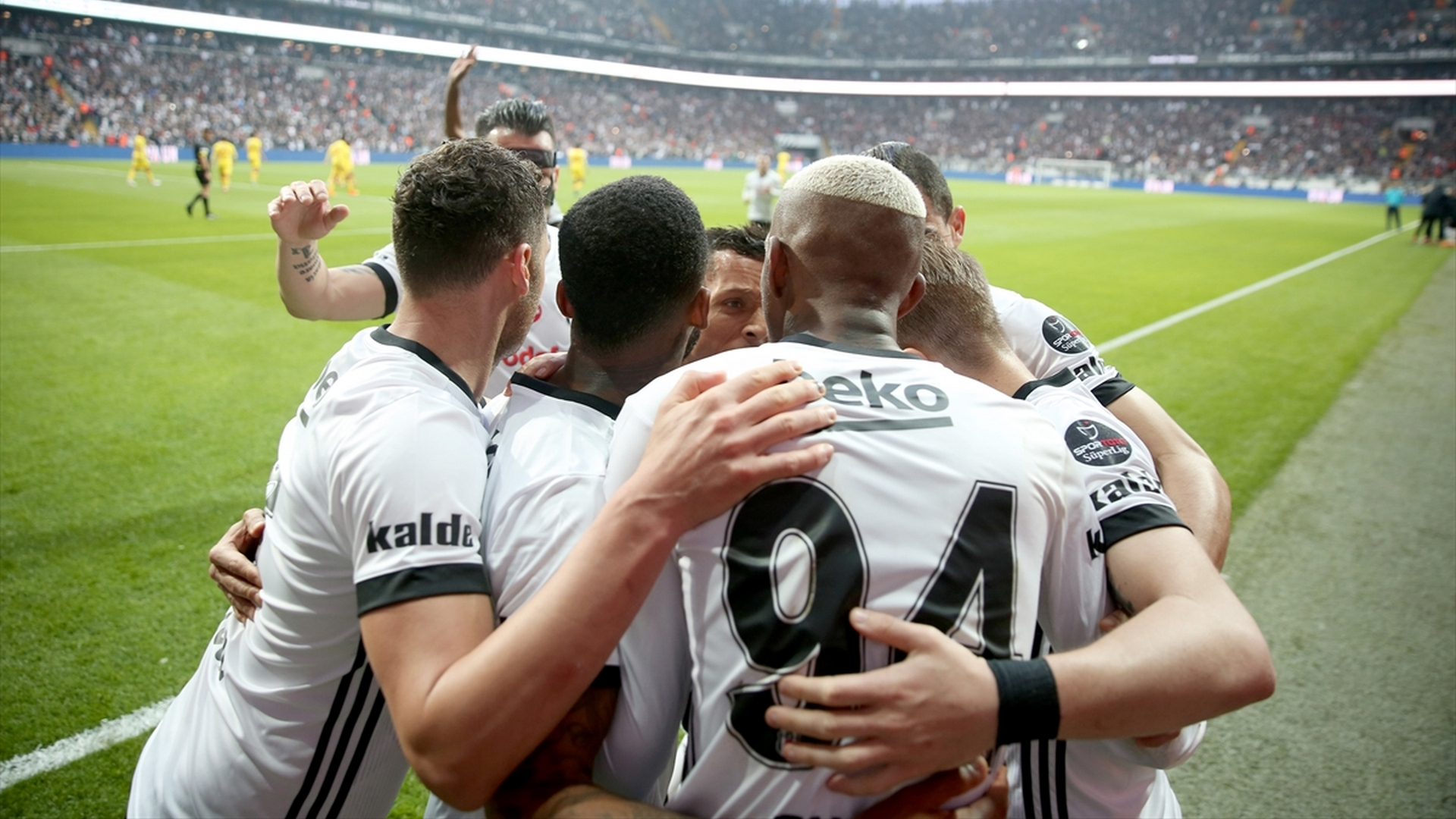 Besiktas celebration 472018