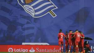Real Sociedad Getafe LaLiga