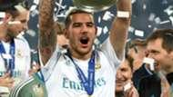 Theo Hernandez Real Madrid 2017-18