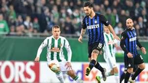 Politano Rapid Wien Inter Europa League