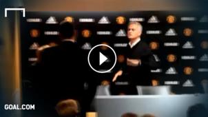 GFX Jose Mourinho PK Manchester United Premier League