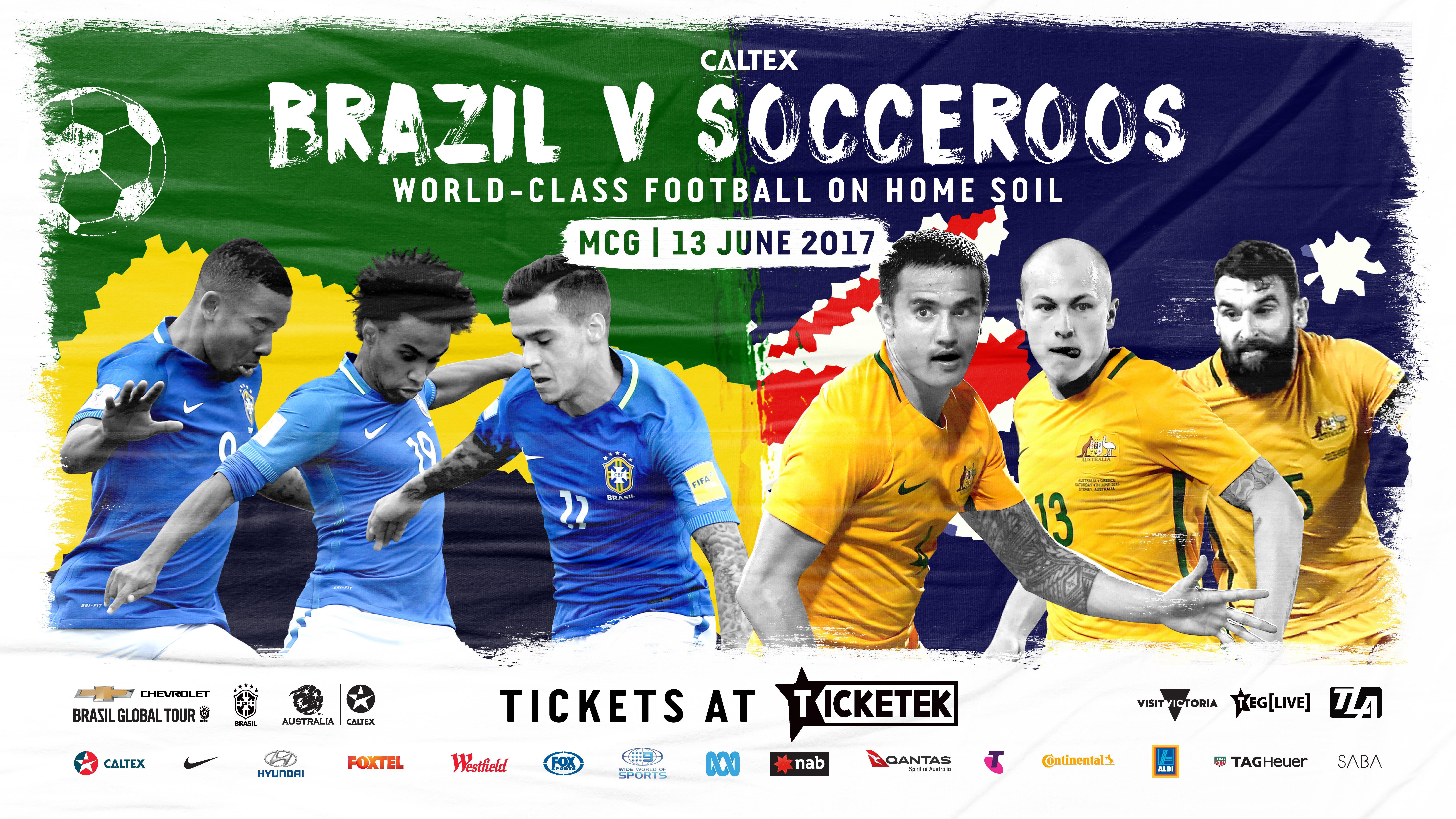 Brazil vs Australia BGT only 05062017