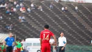 Asnawi Mangkualam - Timnas Indonesia U-22