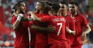 Turkey Greece Friendly Game 05/30/19