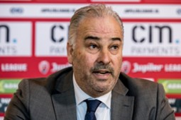 Hans Smulders directeur NAC Breda