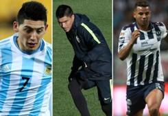 Espinoza Goltz Cardona Boca Juniors 170717