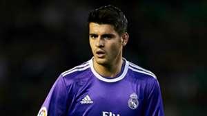 HD Alvaro Morata Real Madrid