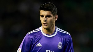 HD Alvaro Morata Real Madrid