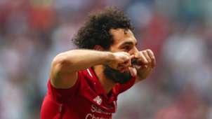Mo Salah, Liverpool