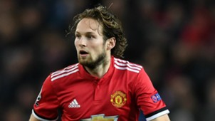 Daley Blind Manchester United
