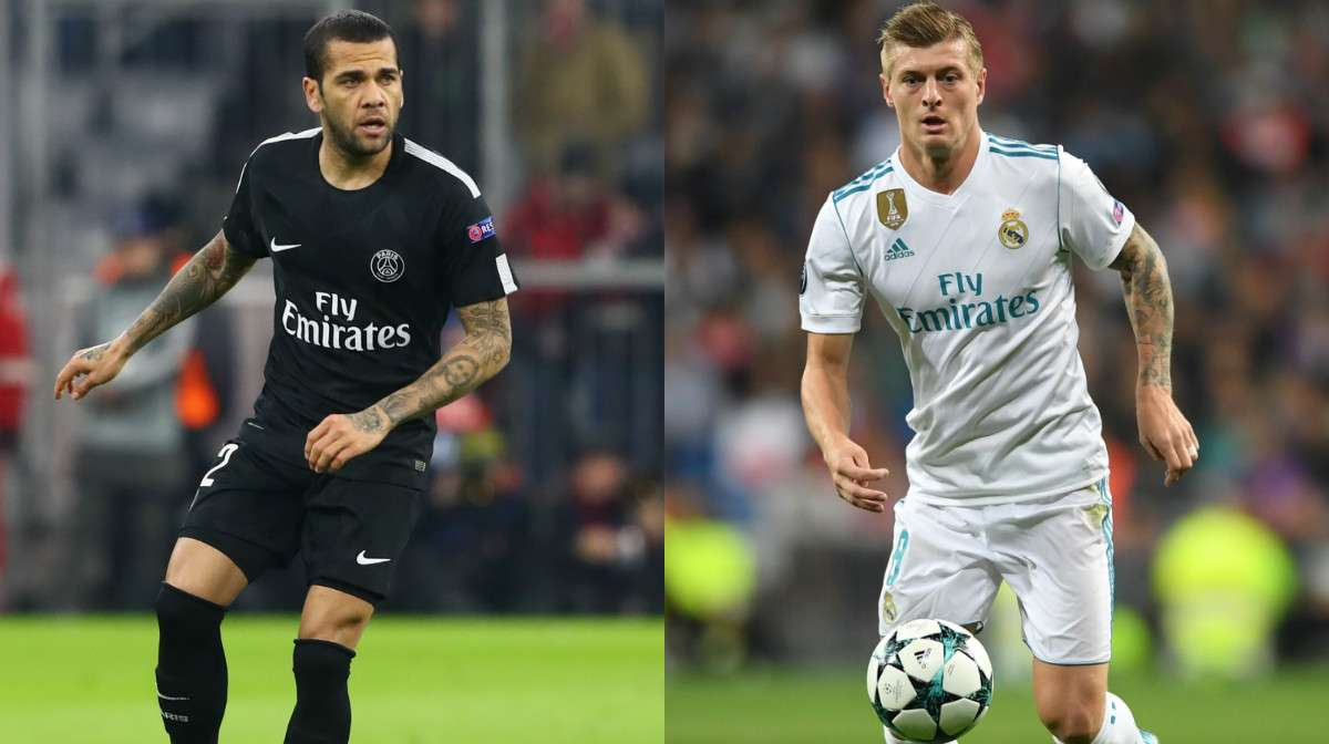 collage Alves Kroos