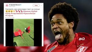Spartak Tweet