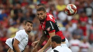 Leo Duarte Flamengo Vasco 27012018