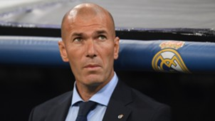 Zinedine Zidane Real Madrid APOEL Champions League 13092017