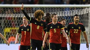 Marouane Fellaini, Belgium - Czech Republic, 06052017