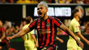 Martinez scores in 11th straight match as Atlanta takes down Timbers in MLS Cup rematch