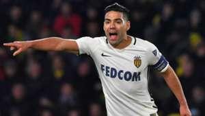 Radamel Falcao Nantes Monaco Ligue 1 29112017