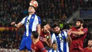 Roma Porto Champions League