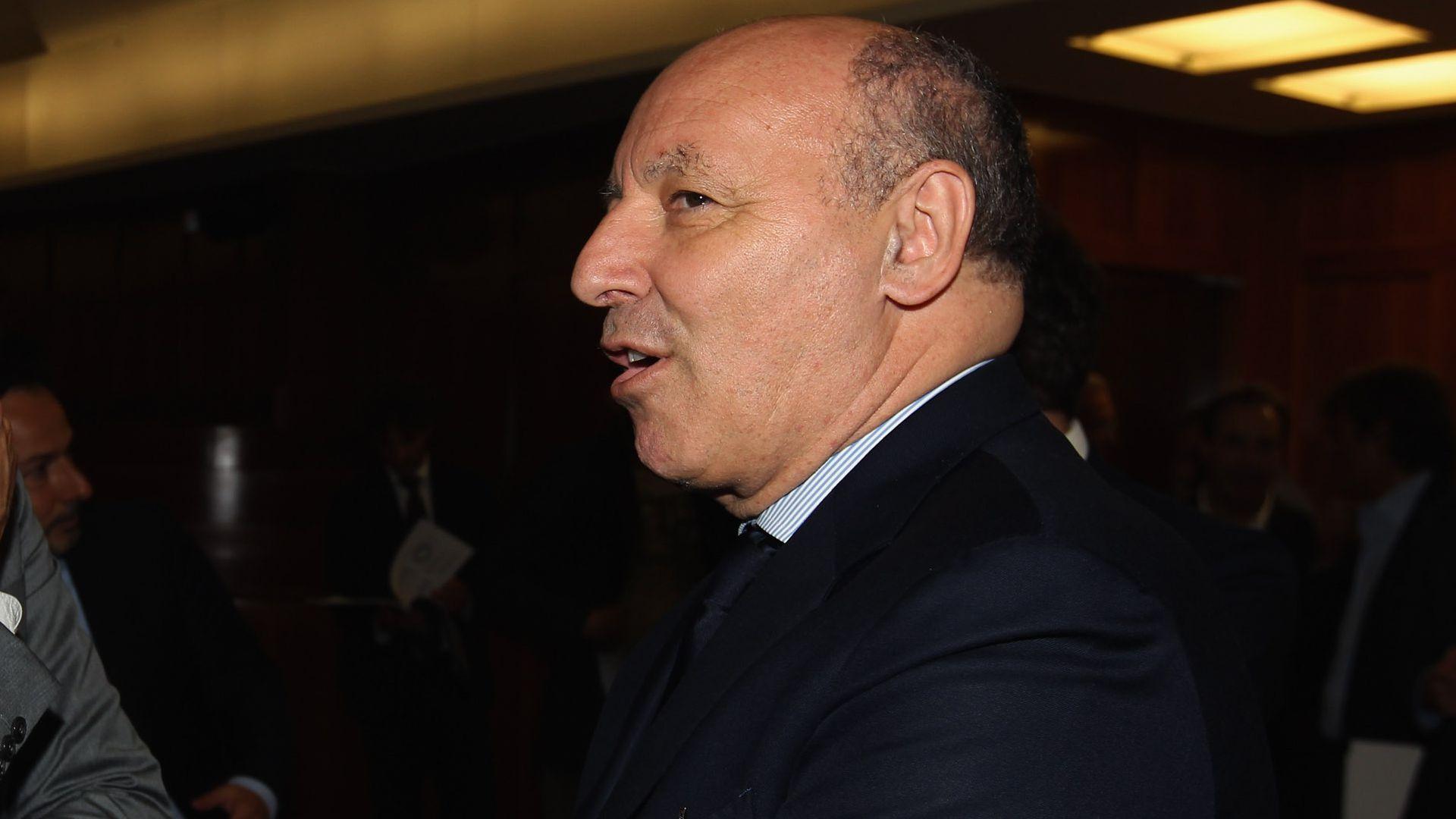 Marotta: De Laurentiis è un burlone, non va preso sul serio