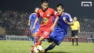 Quảng Nam HAGL Vòng 22 V.League 2017