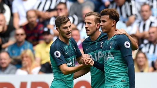 Tottenham vs Newcastle 11082018