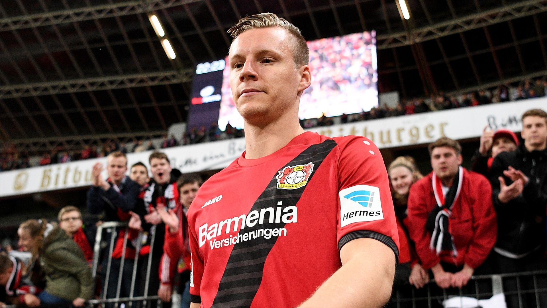 Bernd Leno Bayer Leverkusen
