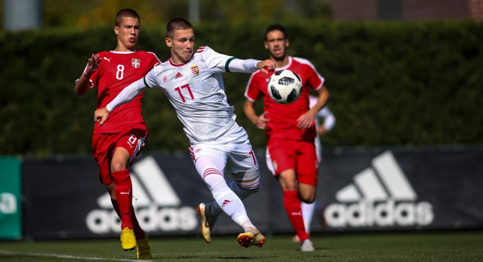 magyar u17-es válogatott baráth péter