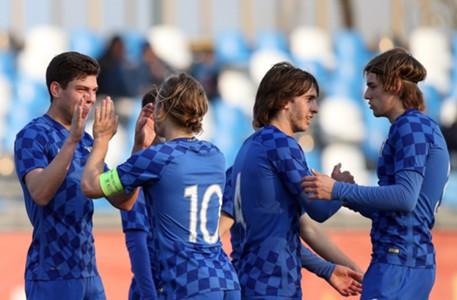 croatia u21 - european qualifiers - football - 10092018