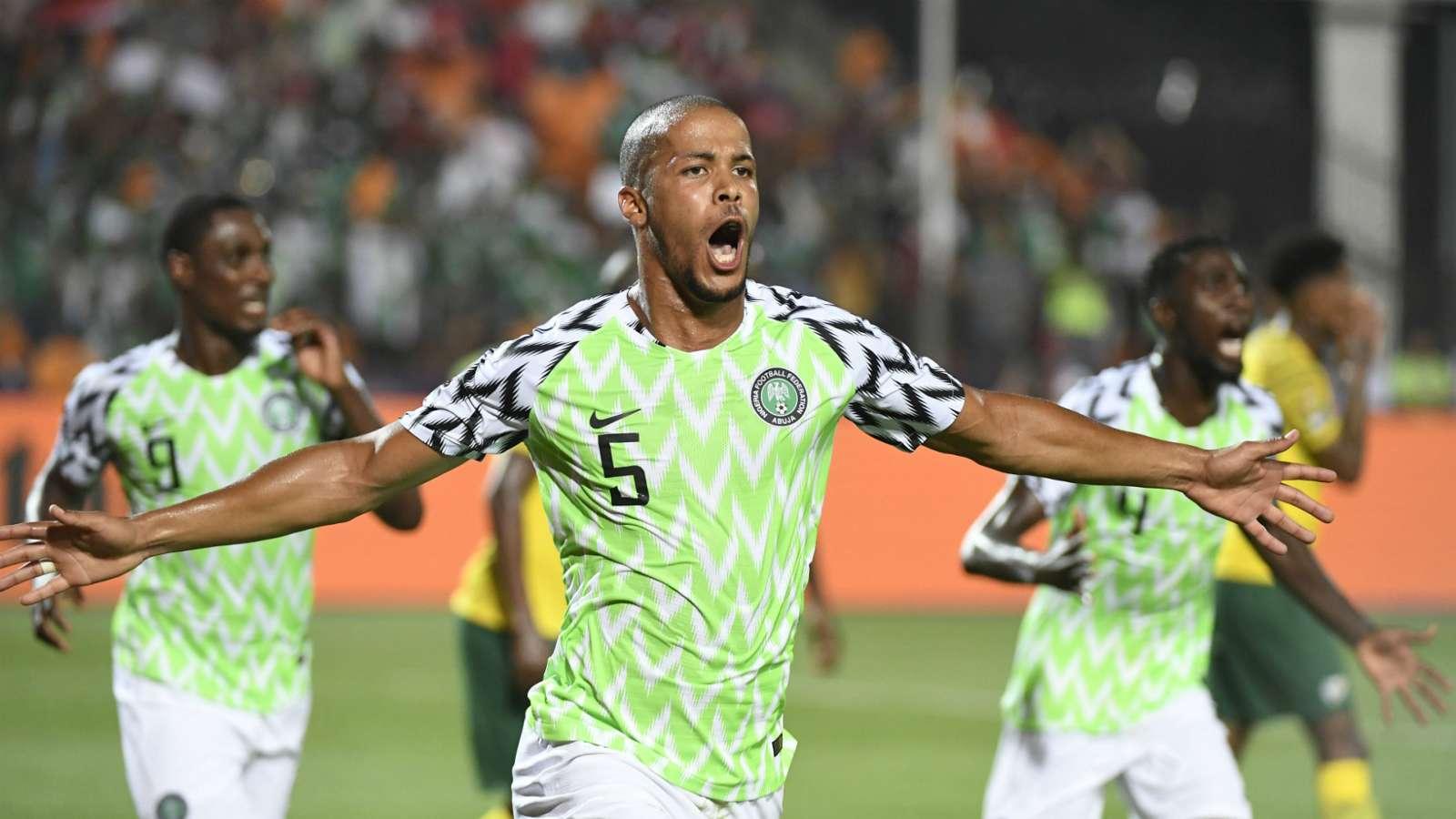 Afcon 2019:尼日利亚很幸运能够在对阵南非的最后一分钟进球 - 罗尔