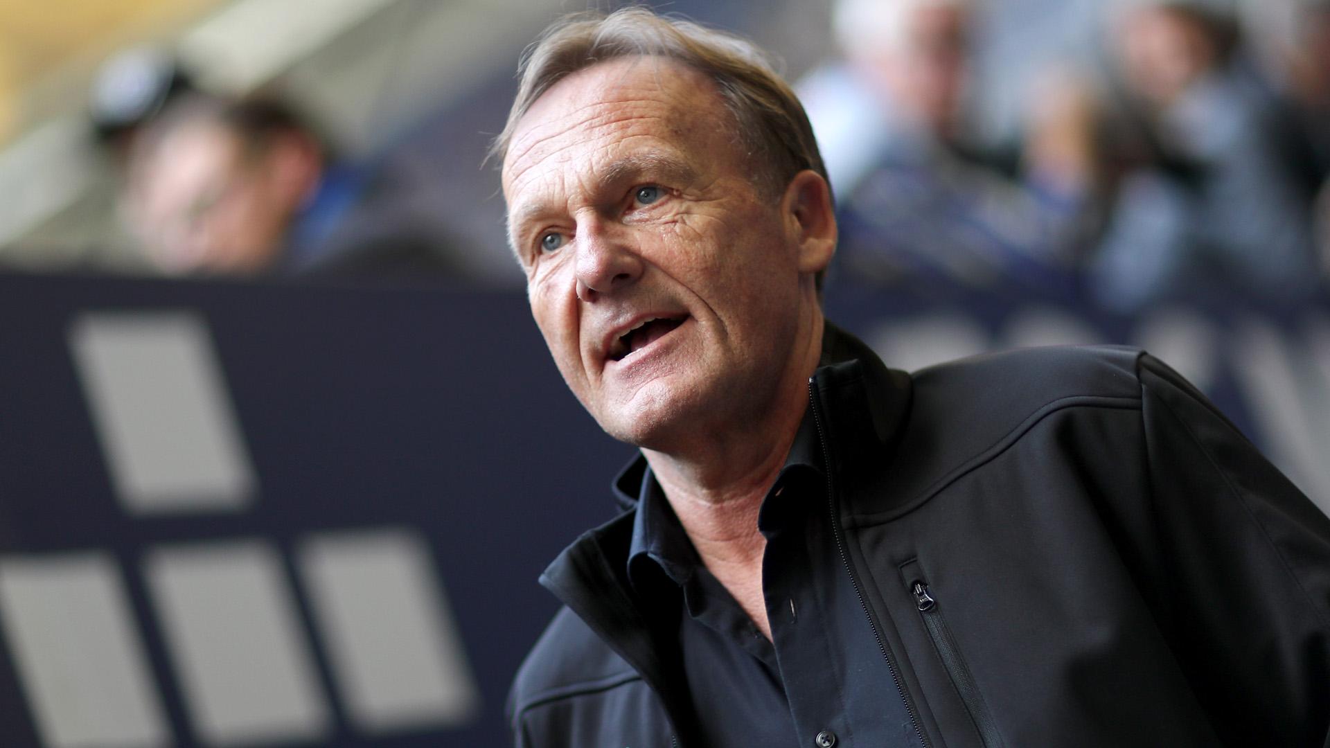 Hans-Joachim Watzke Borussia Dortmund 15042018