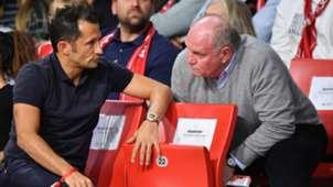 Hasan Salihamidzic Uli Hoeness Bayern Munchen 2018