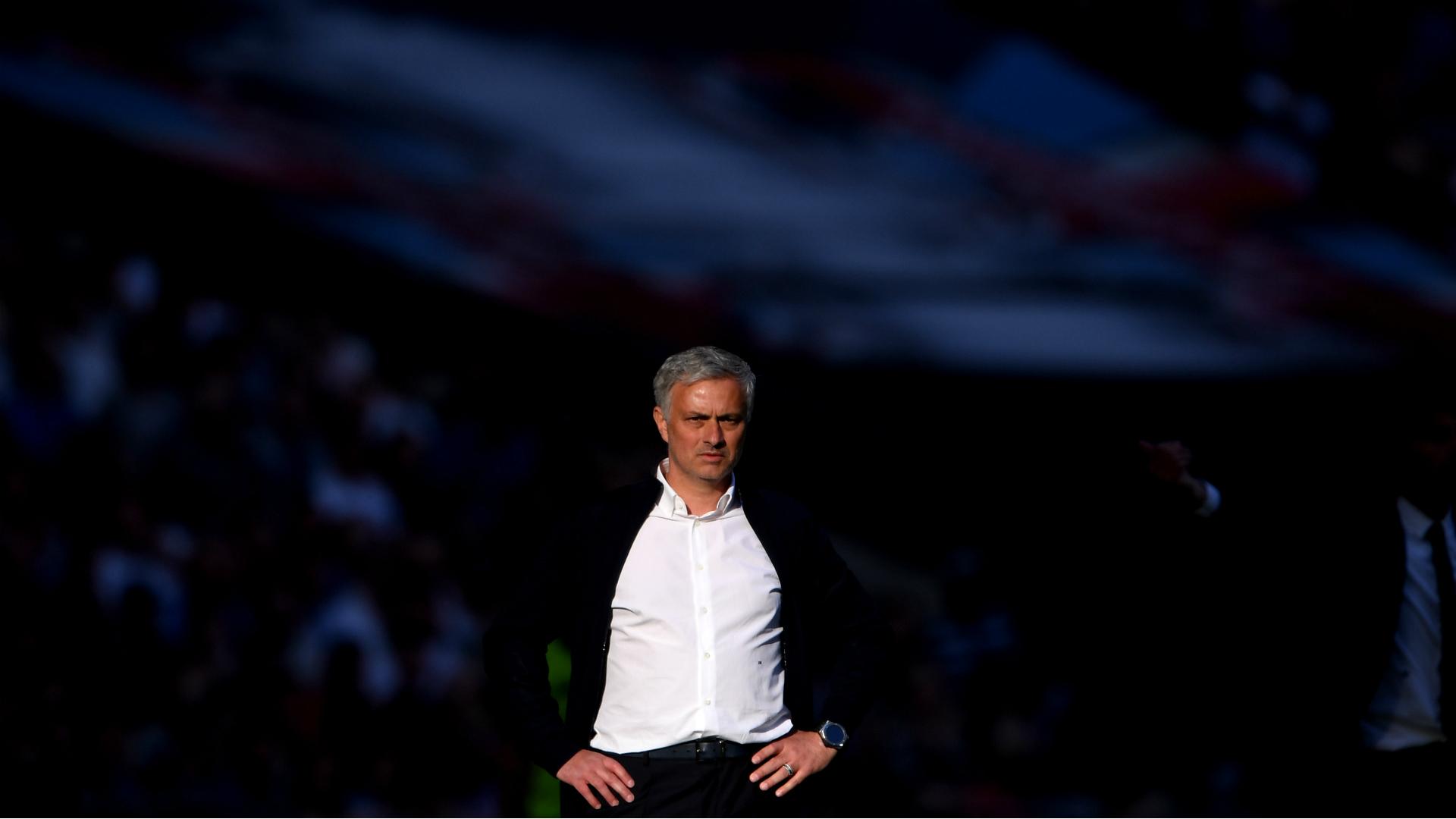 Jose Mourinho Manchester United FA Cup Final