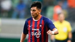 Santiago Arzamendia Cerro Porteño Copa Libertadores 2018