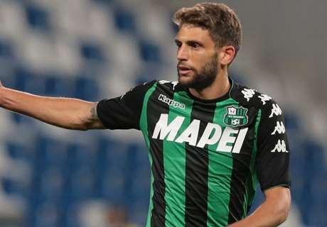 Sassuolo-Fiorentina, le formazioni: Berardi dal 1'