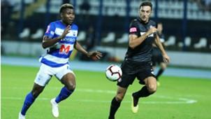 Isoken Ezekiel Henty Zoran Nizic Osijek Hajduk 1. HNL 29072018