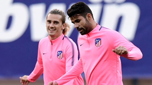 Simeone hoping to enjoy Griezmann-Costa partnership amid transfer speculation