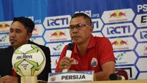 Mustaqim - Asisten Pelatih Persija Jakarta